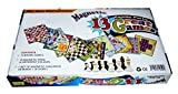 #6: 13 Family Game in One Box, Magnetic Family Party Games for Kids