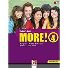 MORE! 4 Enriched Course Student's Book: Sbnr 145522