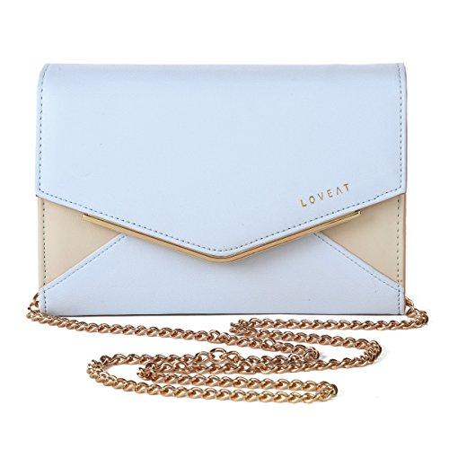 damara-womens-splice-contrast-color-square-envelope-shoulder-baglight-blue