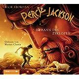 Percy Jackson - Teil 2: Im Bann des Zyklopen. (Lübbe Audio)
