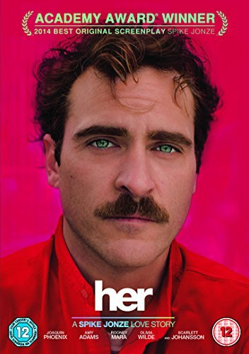 Her [DVD] by Joaquin Phoenix