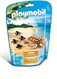 Playmobil-9071 Tortuga con Bebés, (9071)