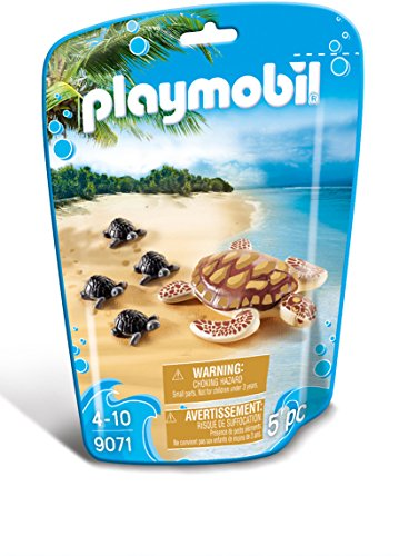 Playmobil 9071 Family Fun Sea Turtle with Babies