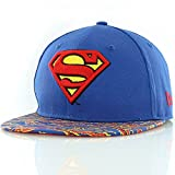 Hero Tiger Camo Superman OTC Snapback Cap blue/multicolor