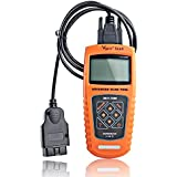 MAOZUA VS600 Scan Tool Advanced OBDII/EOBD Scanner Live Data Fault Code Reader