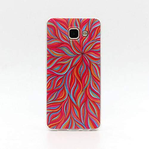 stengh Coque pour Samsung Galaxy A5 2016 SM-A510F TPU Soft Case Cover 5