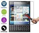 ZeWoo Le Film Protection En Verre Trempé - Pour BlackBerry Passport / Q30 - Le Filtre Protecteur D'écran(9H *2.5D, 0,3mm)
