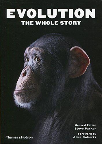 Evolution: The Whole Story by Steve Parker (2015-08-31)