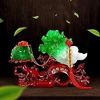 CCSP Adornment Maskottchen Glück Dekoration Wohnzimmer Shop Kreative  Eröffnung Geschenk Büro Schmuck Wohnzimmer Dekoration (