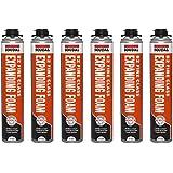 Soudal B2 - Espuma expandible para fuegos y acústicos