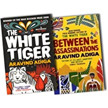 Aravind Adiga 2 Books Collection Pack Set RRP: 15.98 (White Tiger, Between t...