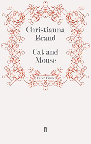 Cat and Mouse by Christianna Brand (2009-09-26)