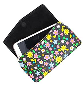 DooDa PU Leather Case Cover With Magnetic Closure For Lava Xolo Q2000