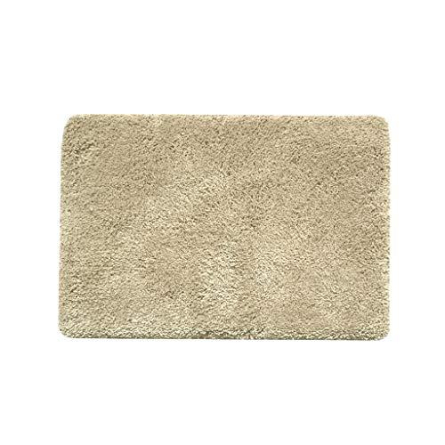Teppiche JXLBB Baumwolle Lange Haare Verdickung Kamel Wohnzimmer Schlafzimmer Foyer Einfache Kissen Sofa Couchtisch 1,2x1,8 mt Dicke 30mm (größe : 1.2x1.8m)