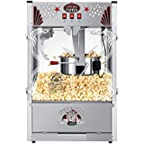 Tabletop Popcorn Maker Machine With 20 Ounce Kettle- Theater Style Popper With Scoop, Popcorn Bags, Buckets And More By Superior Popcorn Company