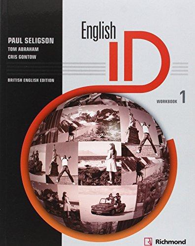 ENGLISH ID BRITANICO 1 WORKBOOK - 9788466821865