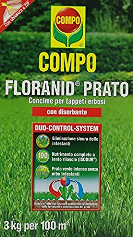 COMPO Floranid Prato Mit Selective Weed