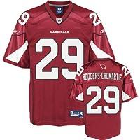 NFL Authentic ONFIELD Trikot ARIZONA CARDINALS Tim Hightower 34 rot sz50 L LARGE