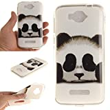 COZY HUT Custodia Alcatel One Touch Pop C7, Alcatel One Touch Pop C7 Soft Cover Case, Ultra Sottile Silicone Custodia Morbido Flessibile Case Cover Alcatel One Touch Pop C7 Protett