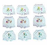 Lenity Girls Penties (Pack of 9)