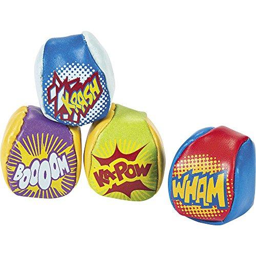 vinyl-action-packed-superhero-kick-balls-12-pcs