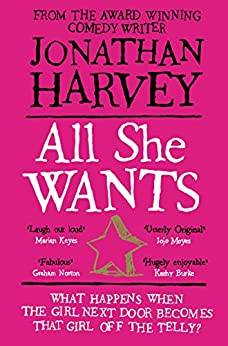 All She Wants by [Harvey, Jonathan]