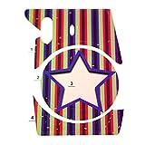 Lalonovo Creative Camera Decor Sticker for Fujifilm Instax Mini 8 Instant Camera - Star-3