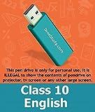 Dron Study Class 10th English by Shispal Sir