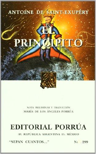 El principito/The Little Prince par Antoine de Saint-Exupery