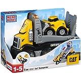 Mega Bloks 8252 Tiny n Tuff CAT Transporter