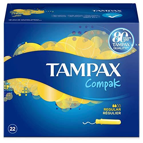 Tampax Compak - Tampones Regular
