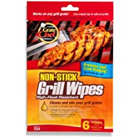 Grate Chef BBQ Grill Wipes Surface Cleaner Harold Import Nontoxic Safer