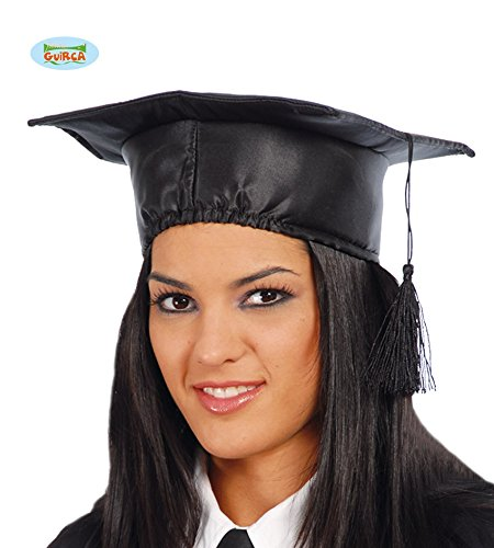 Guirca Fiestas GUI13916 - Uni-Absolventen-Hut aus -
