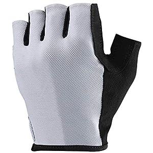 Mavic Essential Fahrrad Handschuhe kurz weiß 2019