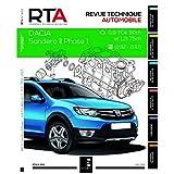 Rta 826 Dacia Sandero Hayon 5p II Phase 1 2012-10->
