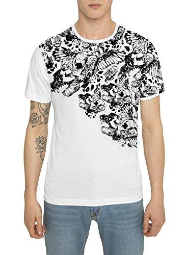 camisetas-de-algodon-para-hombre-t-shirt-vintage-rock-camiseta-negra-gris-blanca-con-disenos-spartan