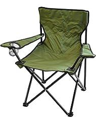 Robuster Camping Outdoor Angler Klappstuhl Outdoor