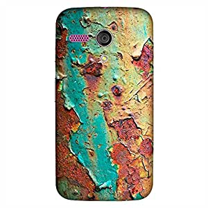 MOBO MONKEY Printed Hard Back Case Cover for Moto G - Premium Quality Ultra Slim & Tough Protective Mobile Phone Case & Cover