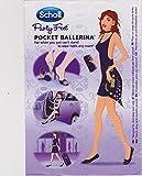 Dr Scholl - Pocket ballerina rojo 35/36