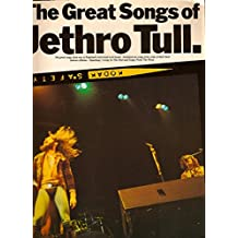 THE GREAT SONGS OF JETHRO TULL