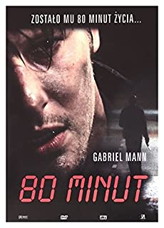 80 Minutes [Region 2] (English audio) by Gabriel Mann
