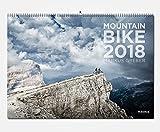 Mountainbike Kalender 2018 by Markus Greber. MTB, Mountain, Bike, Wandkalender im DIN A2 Panorama Format. (2018)