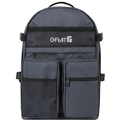 Fashion Schule Rucksack Schultasche Casual Leicht lattop Paar Bag Travel Big Hiker Tasche, grau (Geldbörse Womens Französisch)