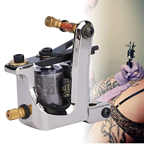Tattoo Maschine, Professionelle Tattoo Kit Tattoo Gun Künstler Make-up-Tool - Spiral-balance-tool