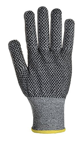 sabre-dot Handschuhe, Medium, Grau, 1 -