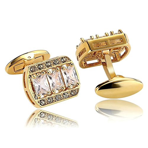 amdxd-jewelry-stainless-steel-men-cufflinks-gold-hollow-rectangle-with-cubic-cuff-links-cuff-links