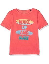 Tom Tailor Kids Colour-Run Print T-Shirt, Camiseta para Niños
