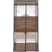 Fenster und Balkont/ür und 18 Magneten 200x100 T/ürvorhang gegen Insekten RoseLock Moskitonetz /& Insektenschutz Fliegengitter 200cm x 100cm f/ür T/ür