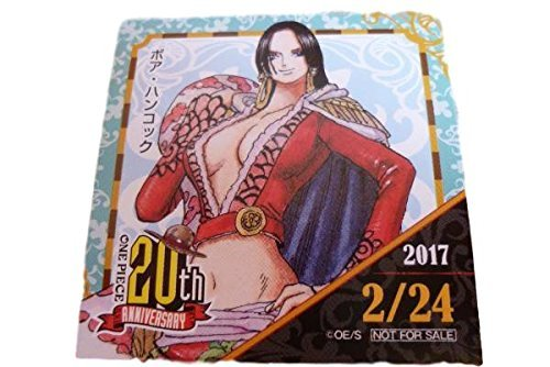 ONE PIECE 365 stickers Boa Hancock