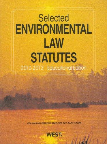 selected-environmental-law-statutes-2012-2013-educational-edition